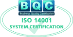 Business Quality Certification - ISO 14001 System Certification