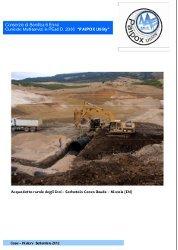 Consorzio Bonifica 6 Enna - Diga Monte Erei Nicosia (EN) - PAIPOX Utility